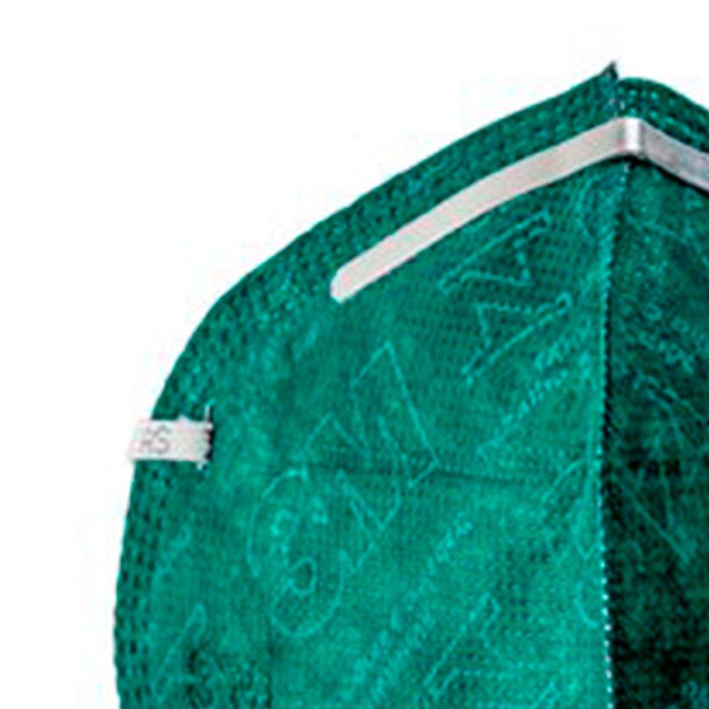 Respirador Descartável Semi-Facial Dobrável PFF-2 - Imagem zoom