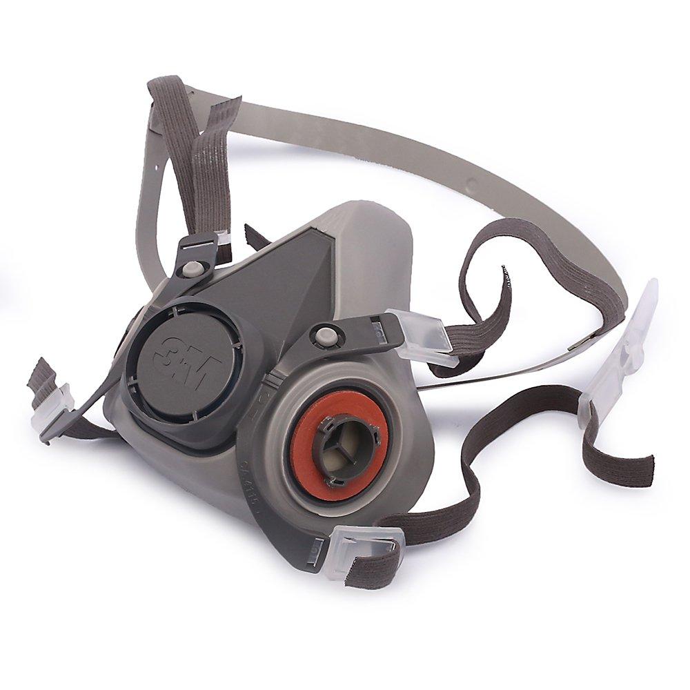 Respirador Semi-Facial Série 6000 para Pintura Automotiva - Imagem zoom