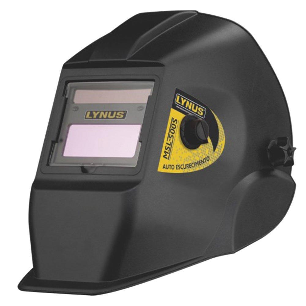 1616277007b96 Máscara de Solda Automático com Regulagem de 9 a 13 DIN - LYNUS-MSL ...