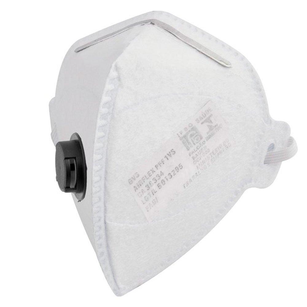 45069f3ed053f Respirador PFF1 Dobrável Semi-Facial sem Carvão Ativado com Válvula -  Imagem zoom