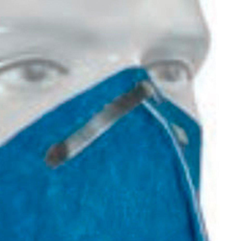Respirador Descartável PFF2 Contra Poeira, Névoas e Fumos com Válvula - Imagem zoom
