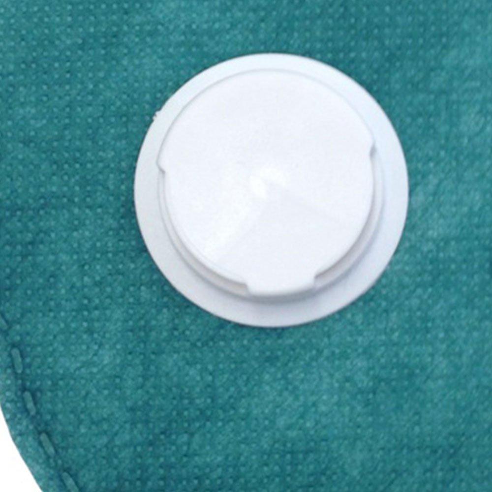 Respirador Descartável Dobrável com Válvula CG221V - Imagem zoom