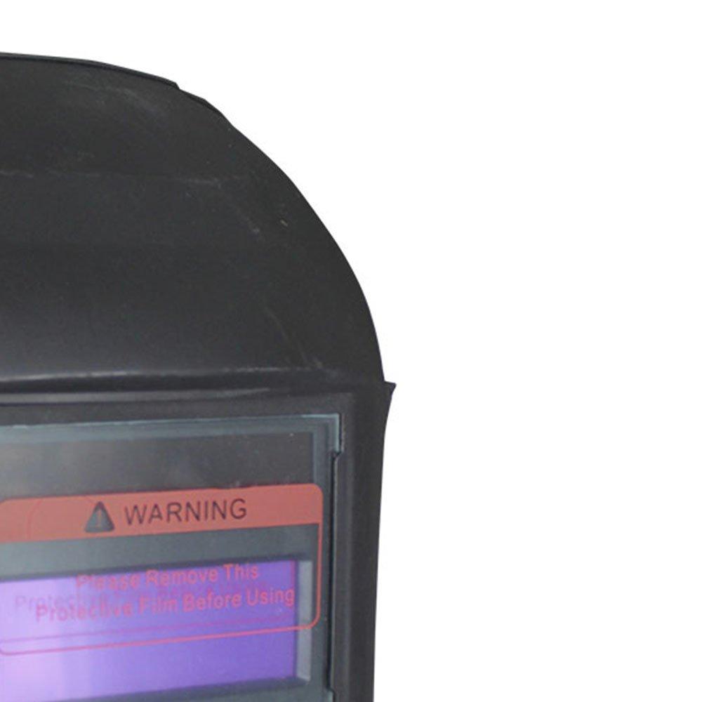 Máscara de Solda com Escurecimento Automático Variável 9 a 13 - Imagem zoom