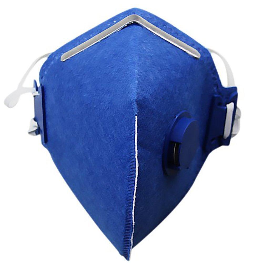 Kit 10 Máscaras Respiradoras Semifaciais PFF2 Valvuladas  - Imagem zoom