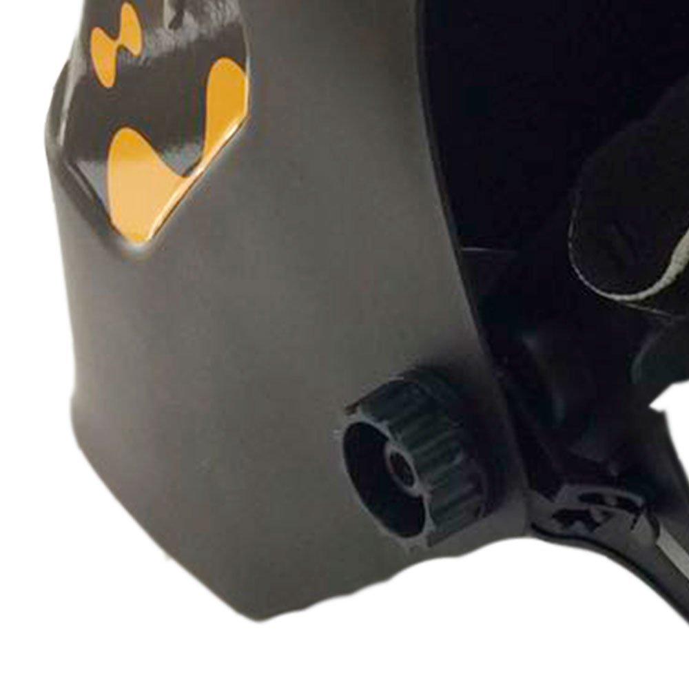 Kit Máscara de Solda Tonalidade Fixa Titanium 5203 + Eletrodo 6013 Titanium 4870 - Imagem zoom