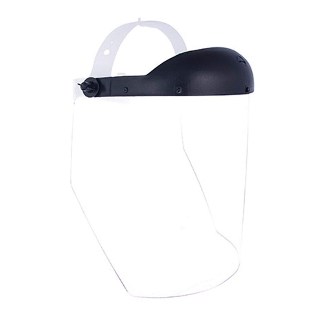 Protetor Facial Transparente Carneira Simples com Visor 200mm - Imagem zoom 3da4bfefa8