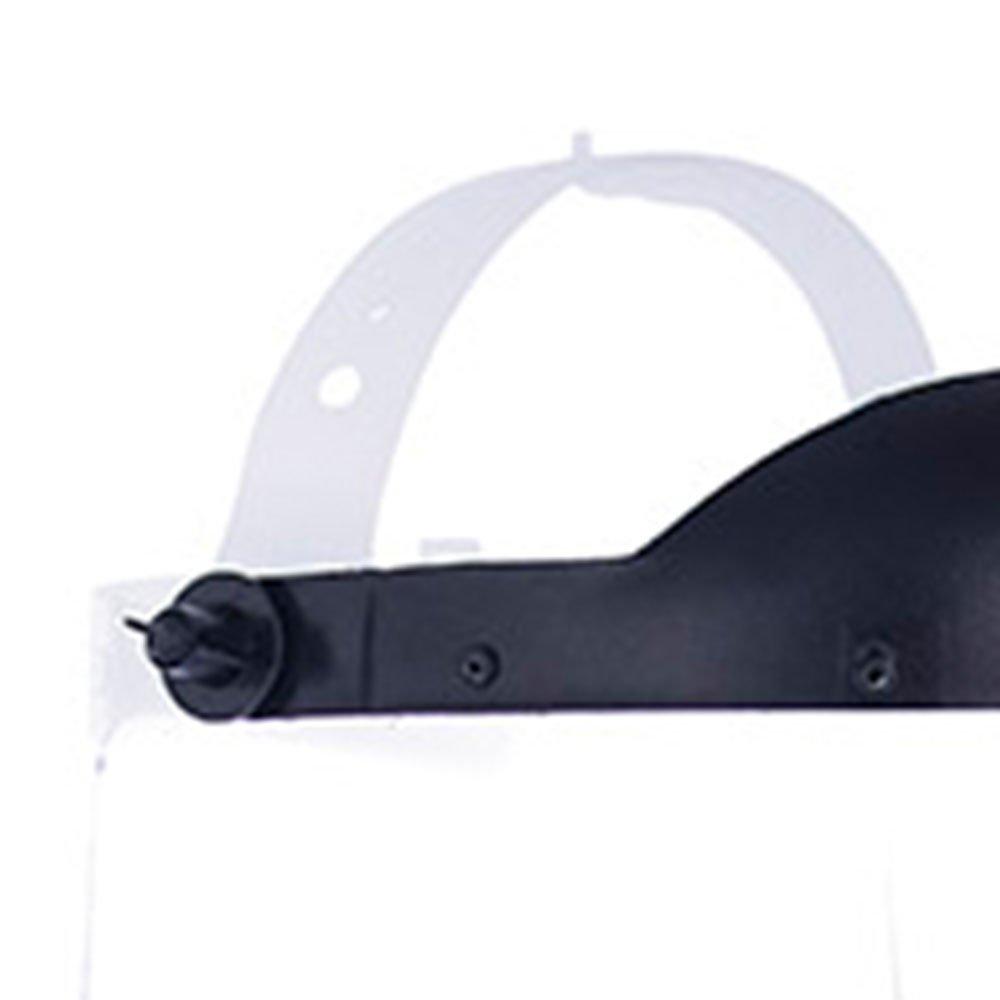Protetor Facial Transparente Carneira Simples com Visor 200mm - Imagem zoom 8af8c04b6b