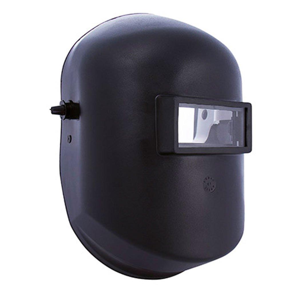 Máscara de Solda em Polipropileno com Visor Fixo e Carneira com Catraca - Imagem zoom