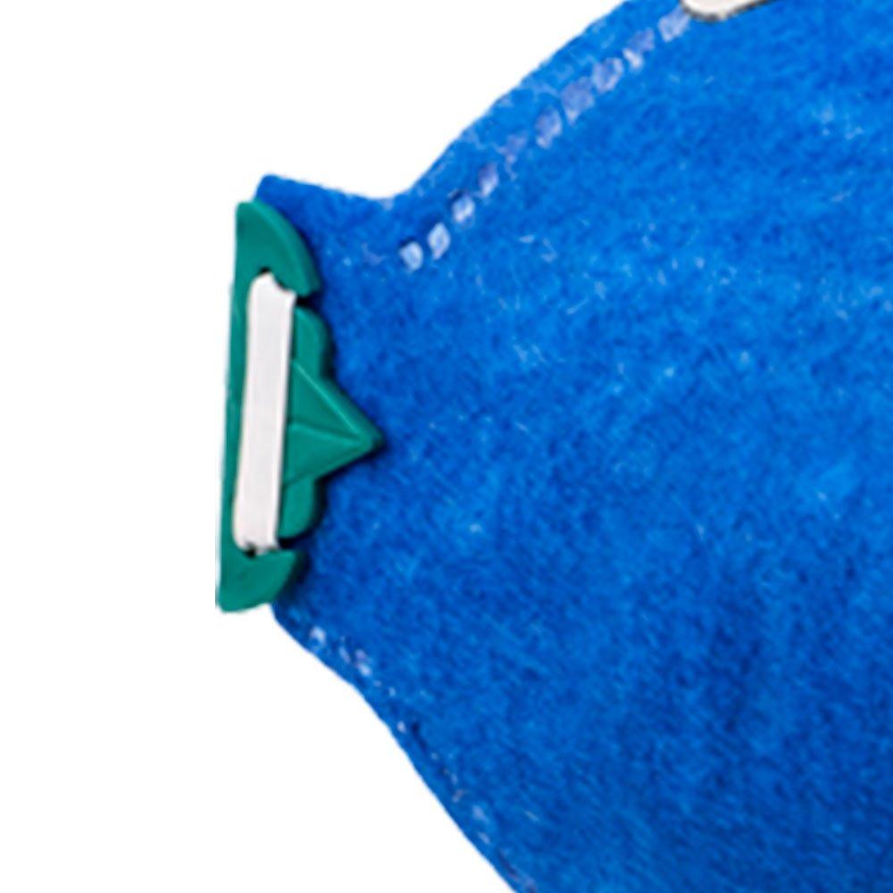 Respirador Semifacial Descartável Pro Face PFF3 sem Válvula   - Imagem zoom