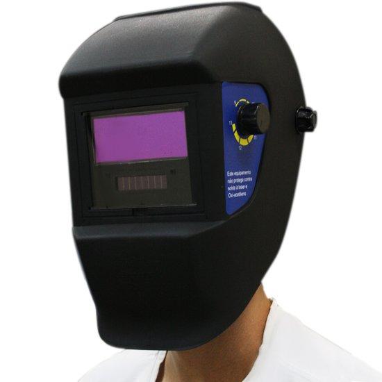 Máscara de Solda com Escurecimento Automático e Regulagem 9 a 13  - Imagem zoom