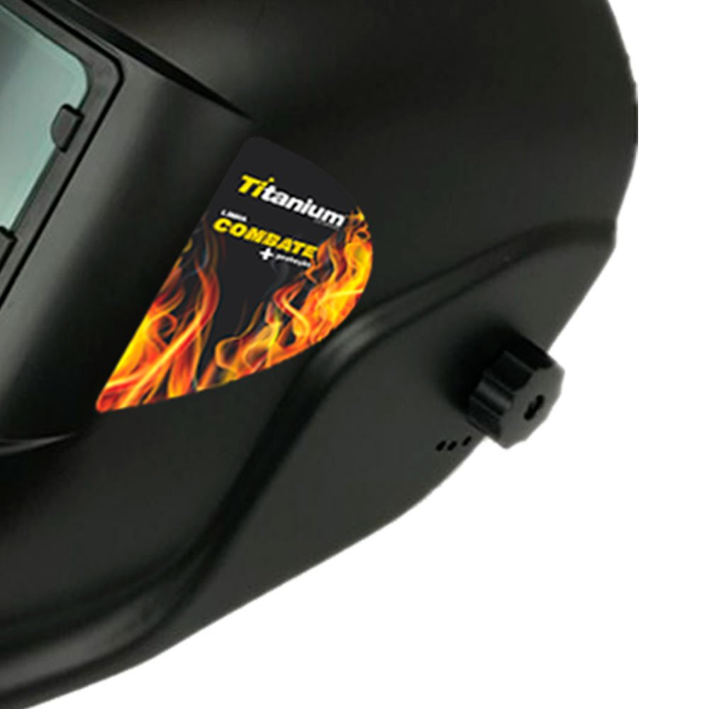 Máscara Solda Auto Escurecimento Combat Fixa Tonalidade 11 - Imagem zoom