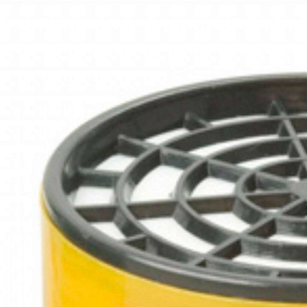 Cartucho com Filtro RC 203 para Máscaras Respirador Semifacial CG 306 - Imagem zoom