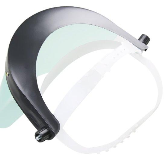 Protetor Facial Incolor sem Catraca de 8 Pol - Imagem zoom