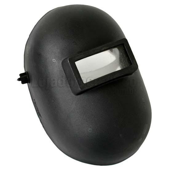 Mascara Polipropileno Visor Fixo c/ carneira