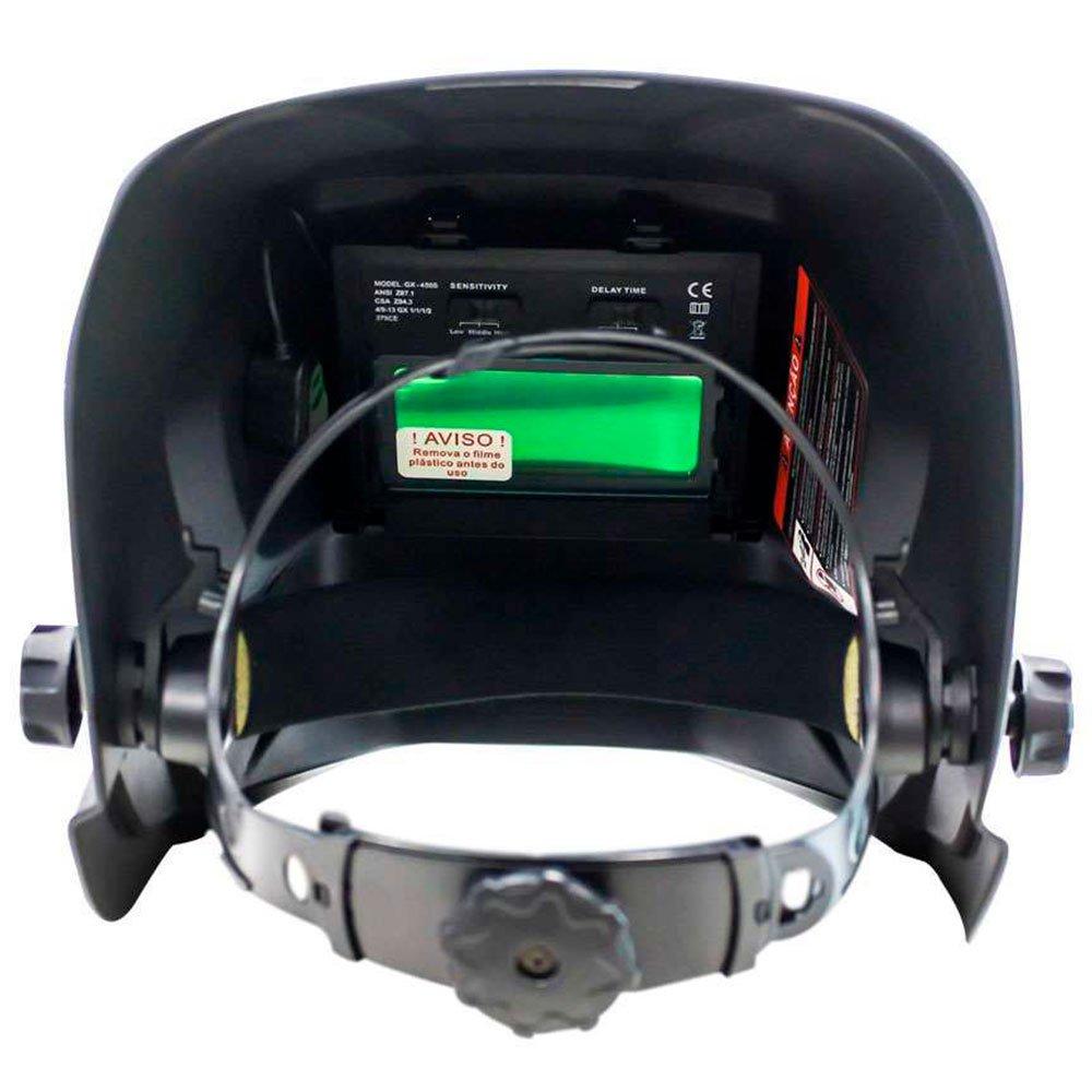 Máscara de Solda Automática CR2 DIN 9 a 13 - Imagem zoom