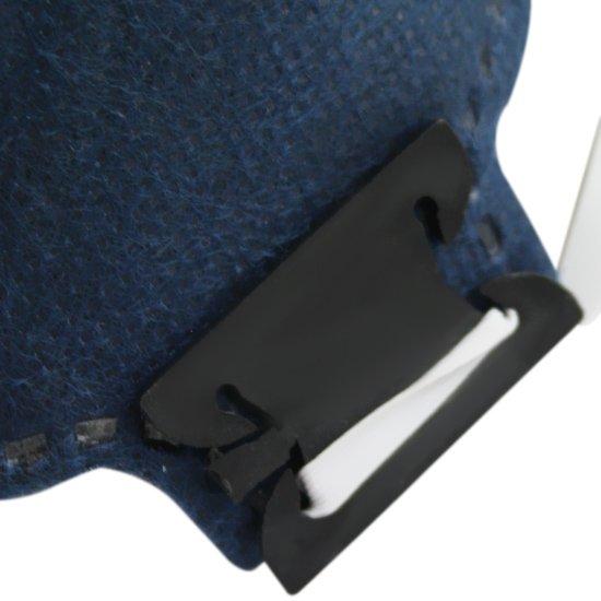 Máscara Respiradora Semifacial PFF2 Carvão sem Válvula - Imagem zoom