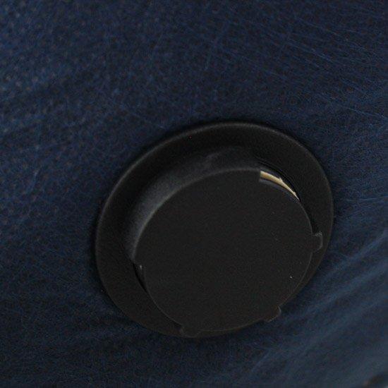 Máscara Respiradora Semifacial PFF2 Carvão Valvulada - Imagem zoom
