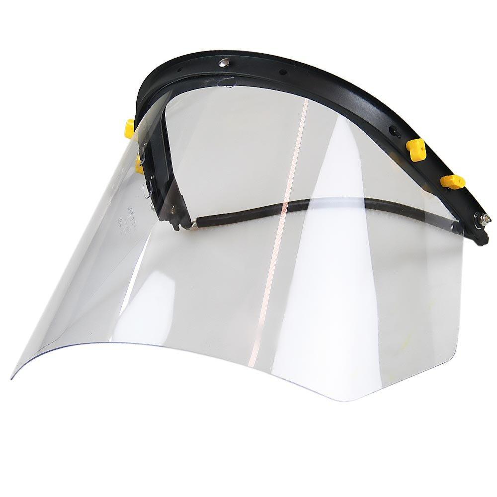 Suporte com Visor Incolor para Capacetes - CARBOGRAFITE-010251810 ... f8b3f1e02c