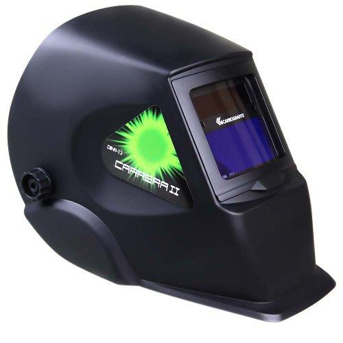 máscara de auto escurecimento carrera ii