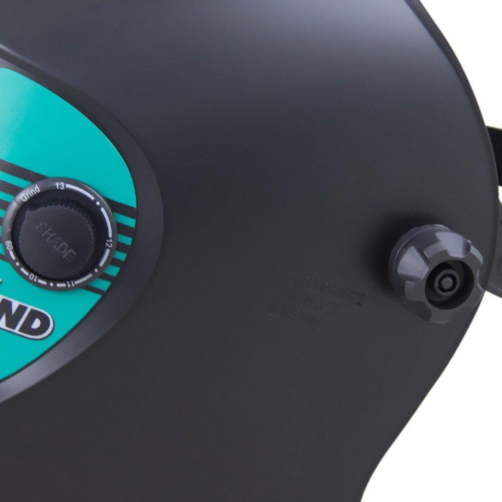 Máscara de Auto Escurecimento Wind - Imagem zoom