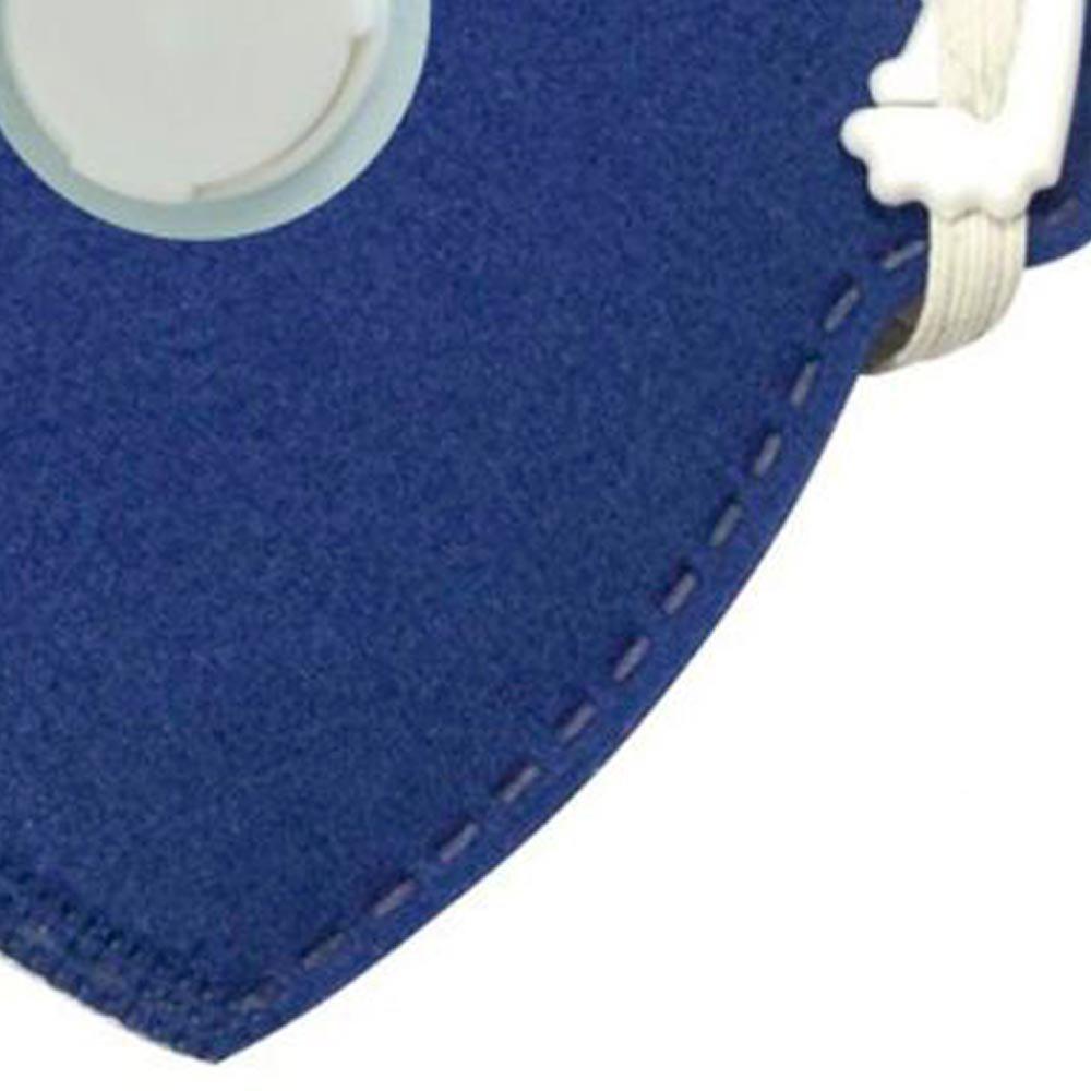 Respirador Descartável Dobrável com Válvula CG 411V - Imagem zoom