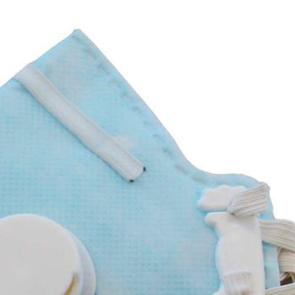 Respirador Descartável e Dobrável CG 421V - Imagem zoom