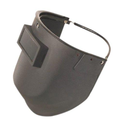 suporte com máscara de solda com visor fixo