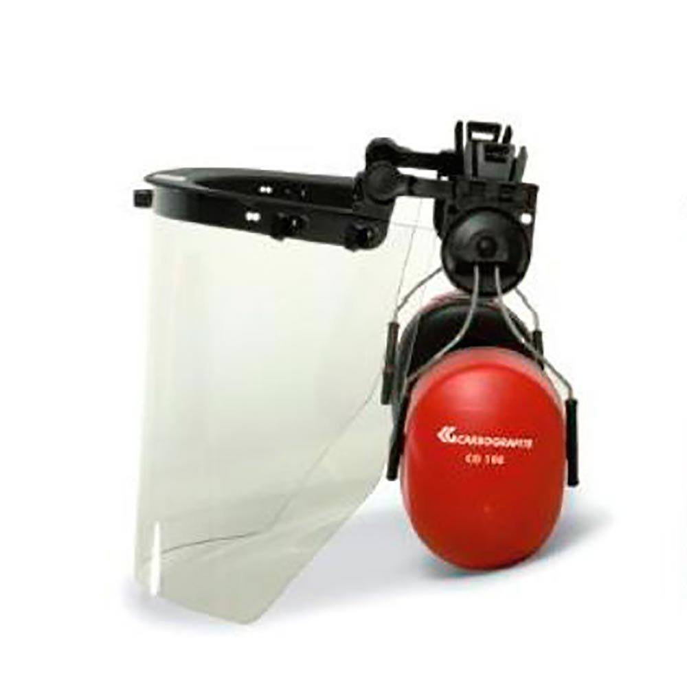Protetor Facial Incolor com Abafador - Imagem zoom