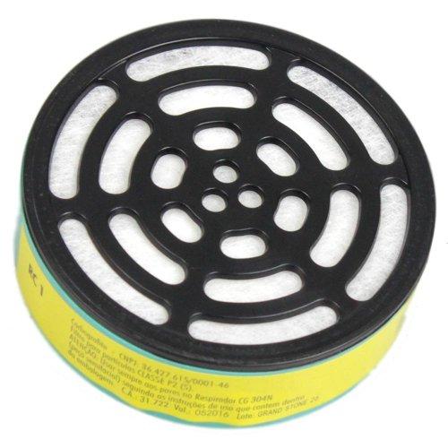 filtro de partículas rc1 para respirador semifacial