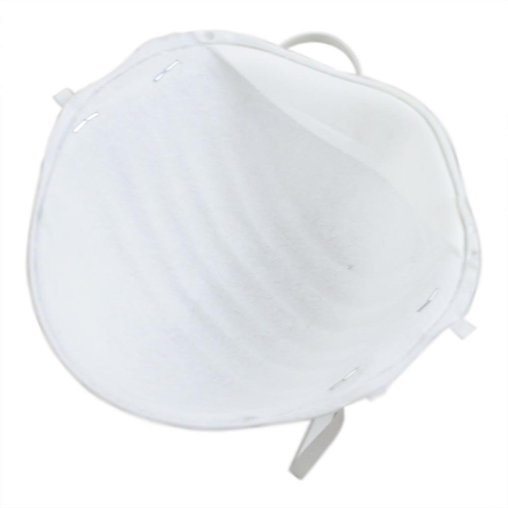Respirador Concha Semifacial Descartável PFF1 com 20 Unidades - Imagem zoom
