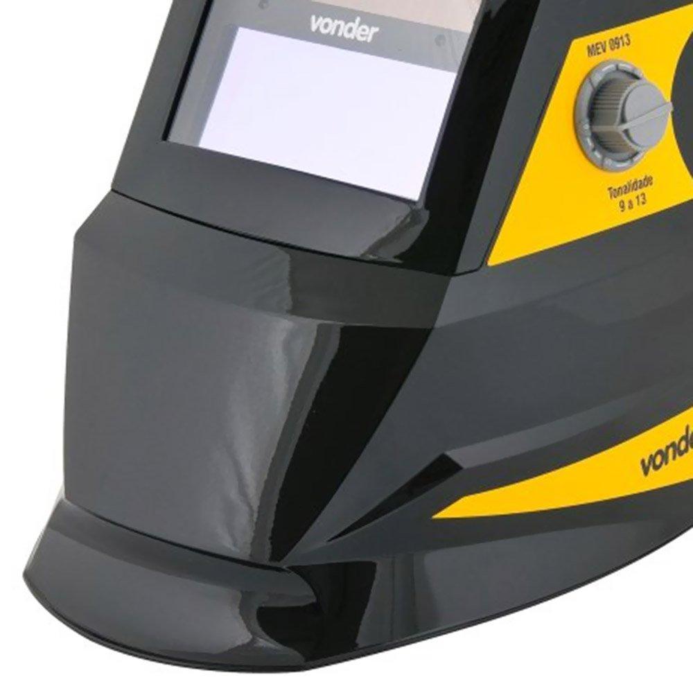 Máscara Auto Escurecimento Variável Tonalidade 9-13 - Imagem zoom