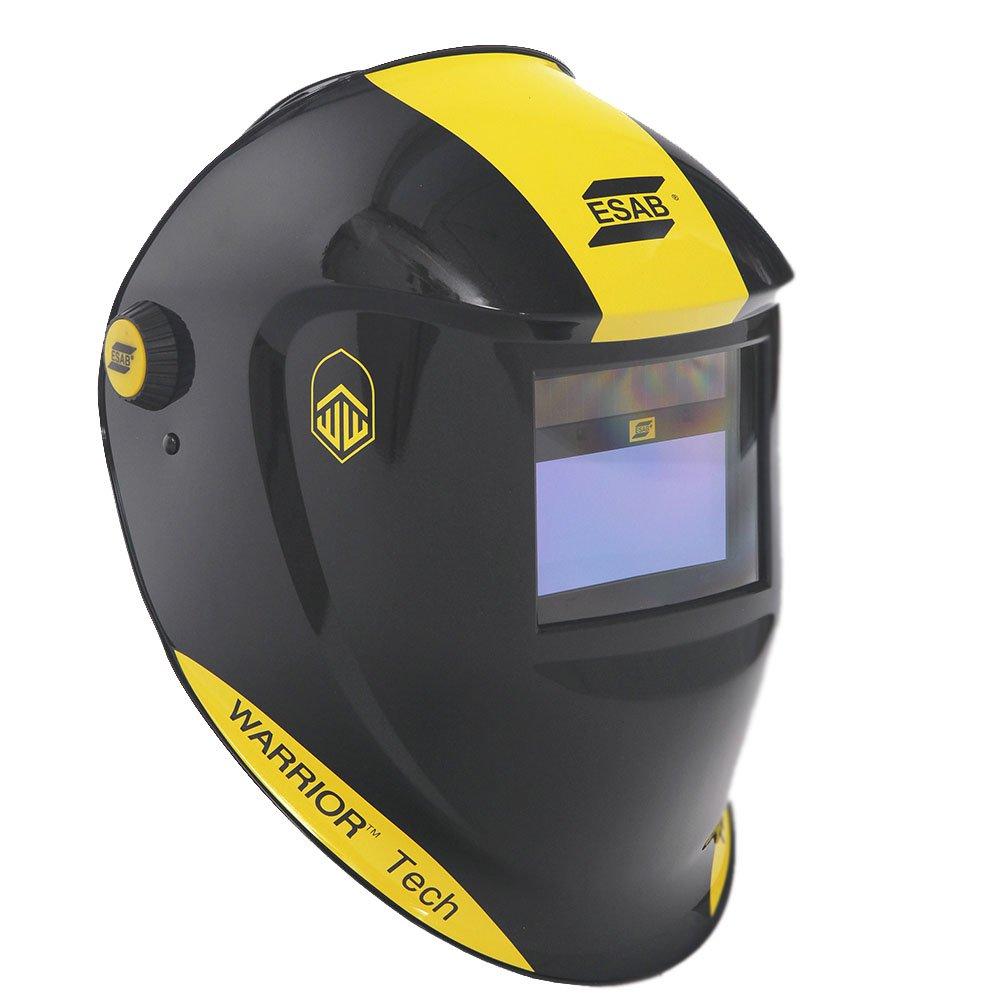 Máscara de Solda Automática Warrior Tech Preta - ESAB-731219 - R ... bf25646ced