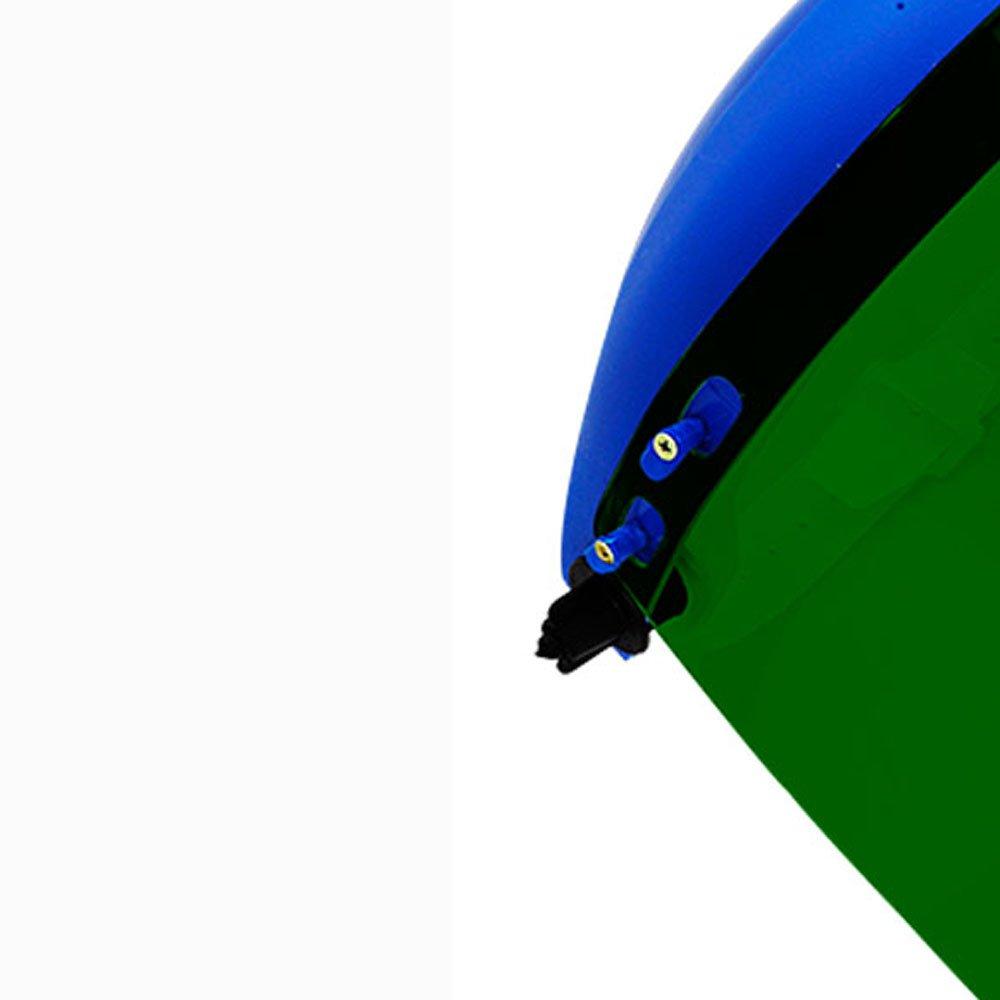Protetor Facial de 8 Pol. Verde - PROSAFETY-WPS0720 - R 15.99   Loja ... 0fdc2fbae7