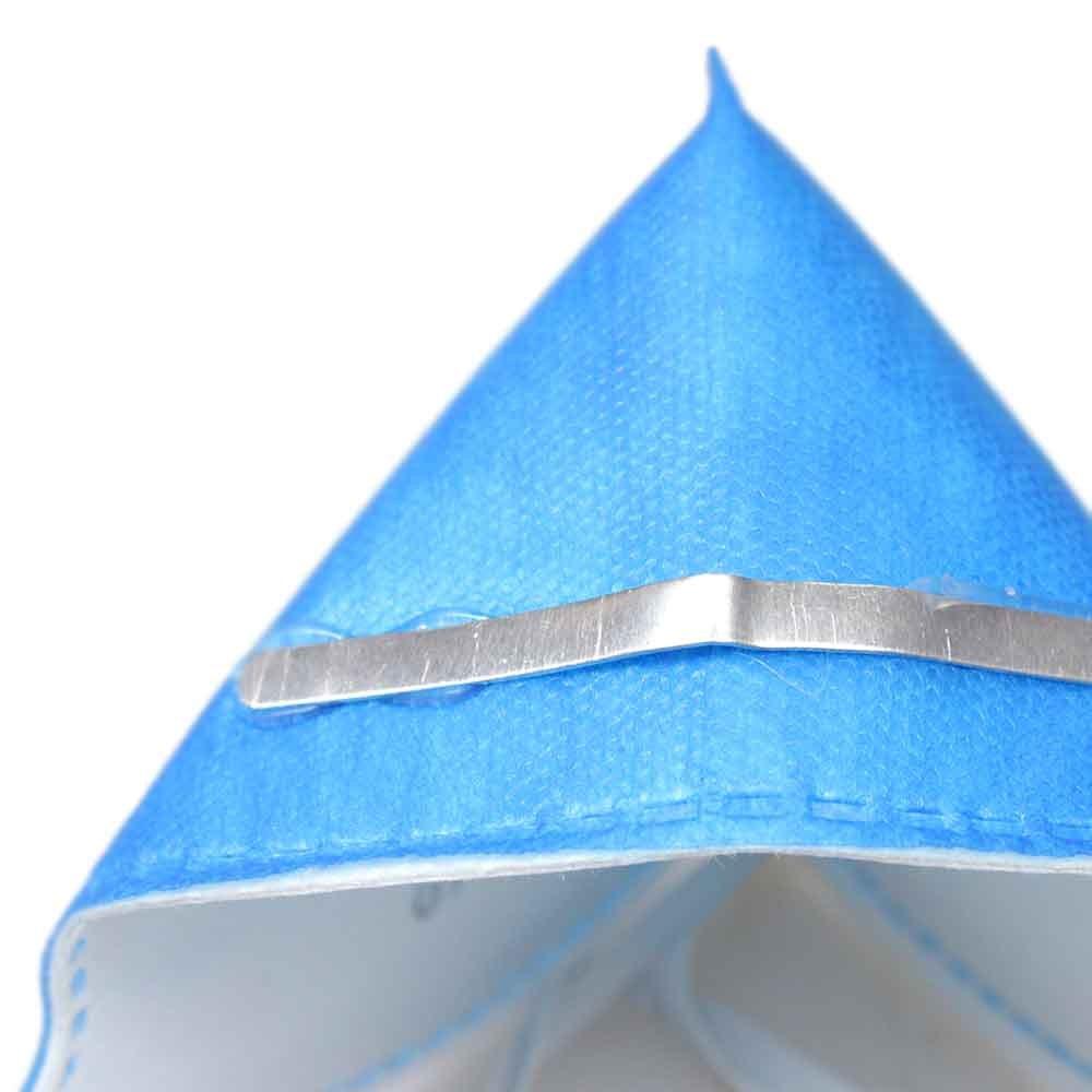 Respirador Semi-Facial PFF1 Dobrável sem Válvula - Imagem zoom