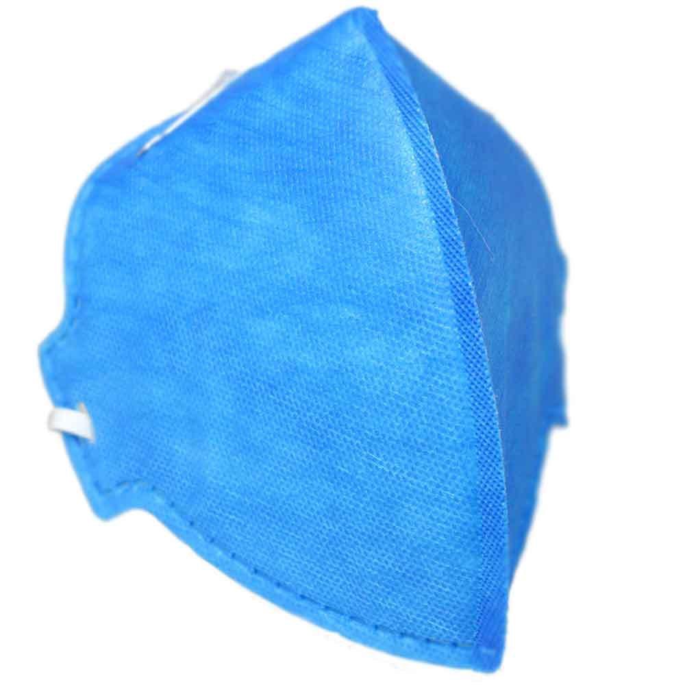 Respirador Semi-Facial PFF2 Dobrável sem Válvula com 20 Unidades - Imagem zoom