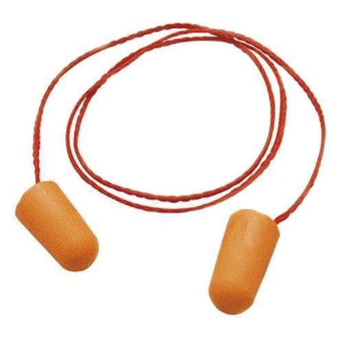 protetor auricular 1110 com cordão tamanho único com 500 unidades