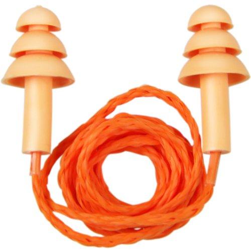 Protetor Auricular de Silicone com Cordao - PROSAFETY-296319416 - R ... bd06110501