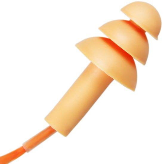 Protetor Auricular de Silicone com Cordão - Imagem zoom