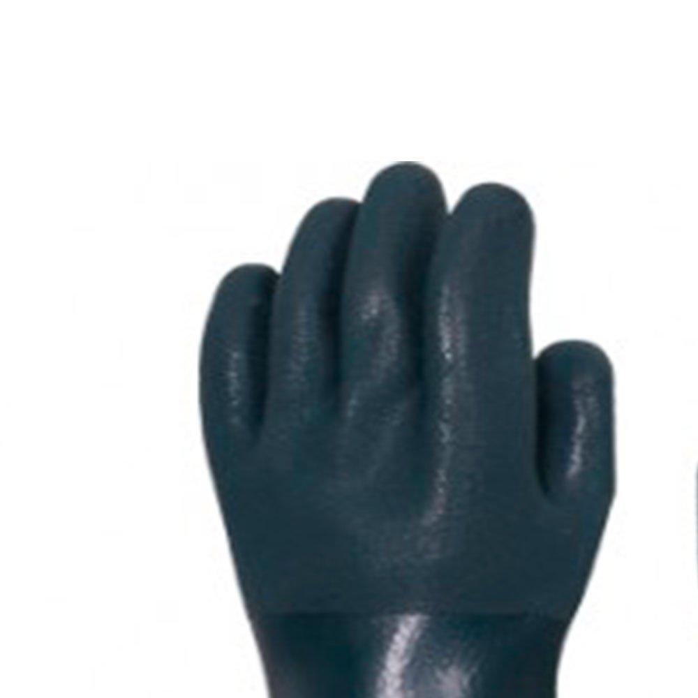 Luva de Segurança em PVC Tamanho G de 46cm - Imagem zoom