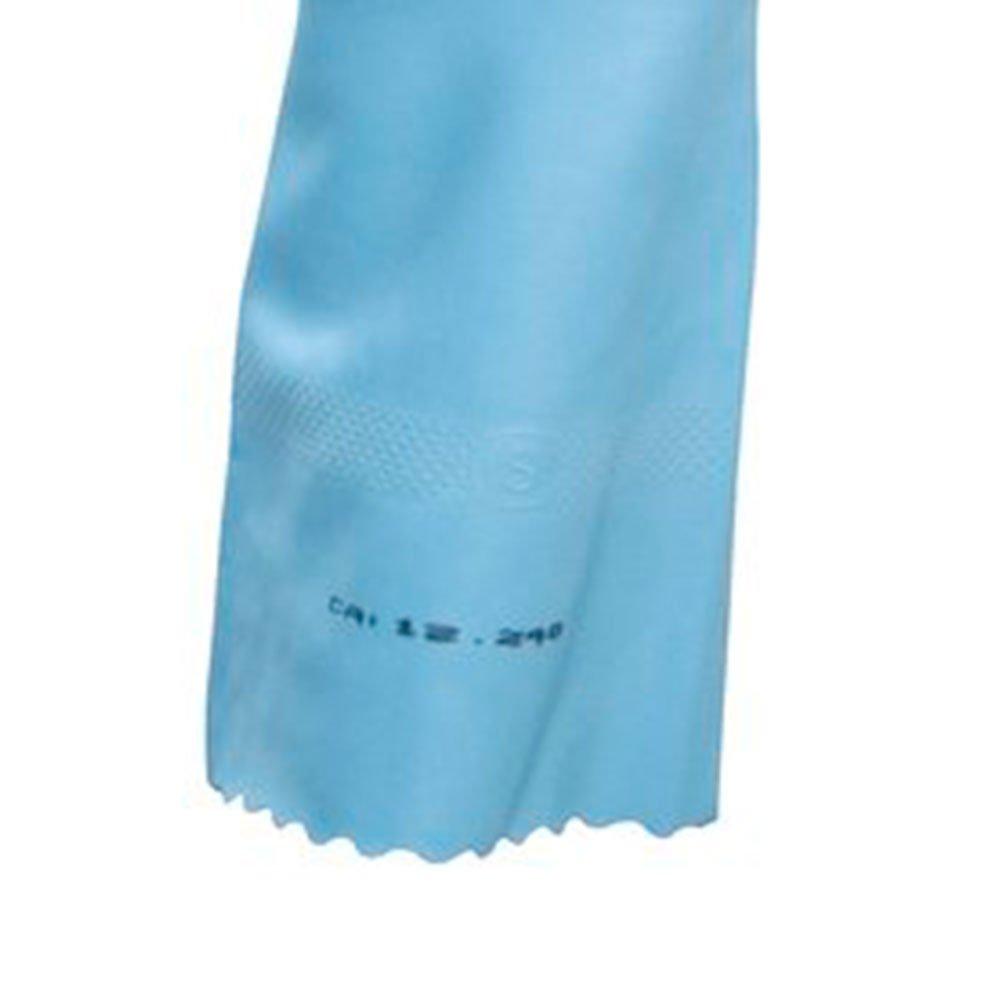 Luva de Segurança de Látex Antiderrapante com Forro Tamanho XG  - Imagem zoom