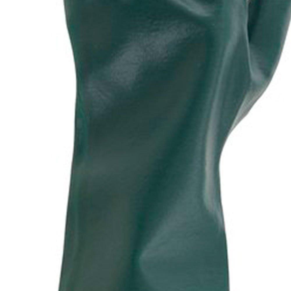 Luva de PVC Lisa com Forro Encartelada 45cm - Imagem zoom