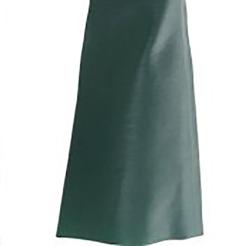 Luva de PVC Áspera com Forro Encartelada Tamanho 10 35cm - Imagem zoom
