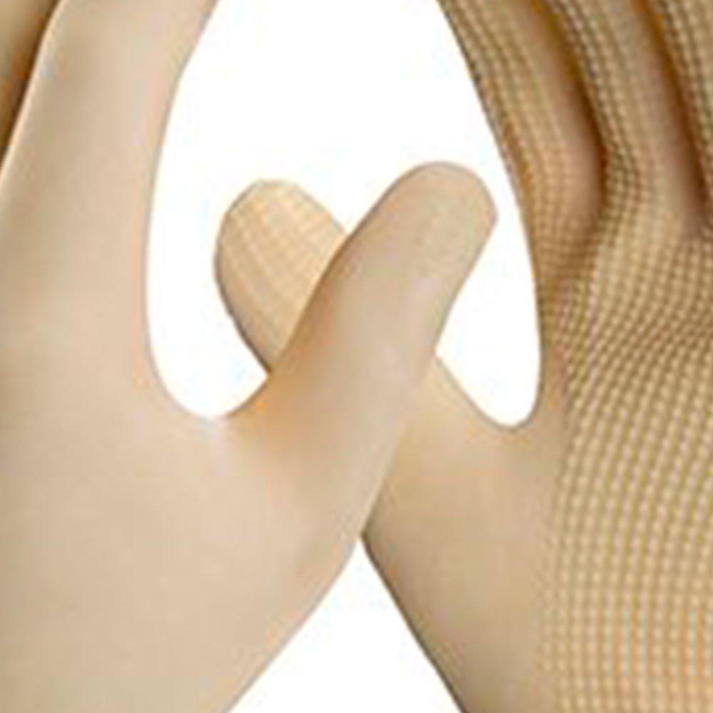 Luva de Segurança Longatex em Látex Cano Longo Tamanho XG - Imagem zoom
