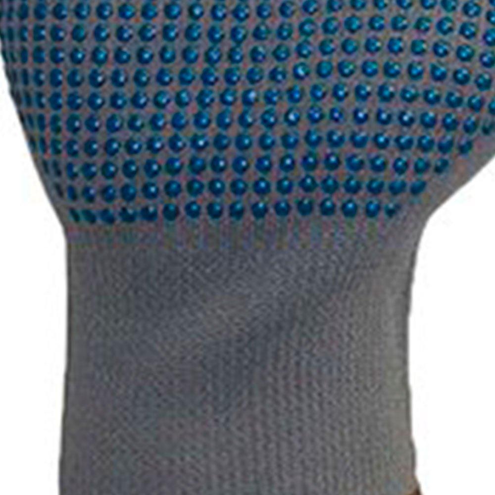 Luva de Segurança Poliflex Tricotada em Nylon Tamanho G - Imagem zoom