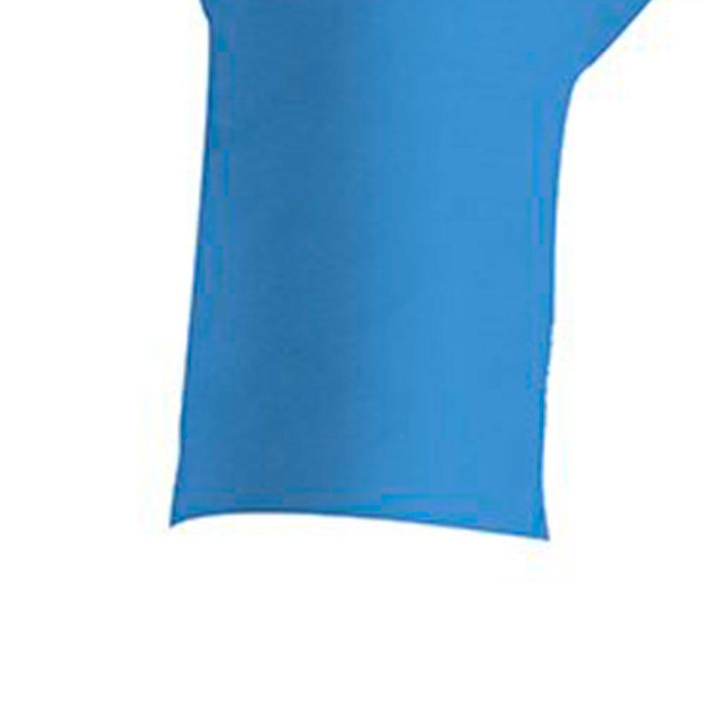 Luva de Segurança Sensiflex Premium Azul Tamanho M com 50 Pares - Imagem zoom