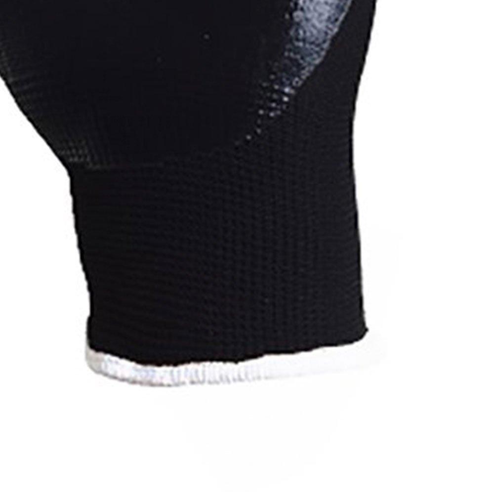 Luva de Segurança Ultrablack de Nylon com Nitrílico Tamanho P - Imagem zoom