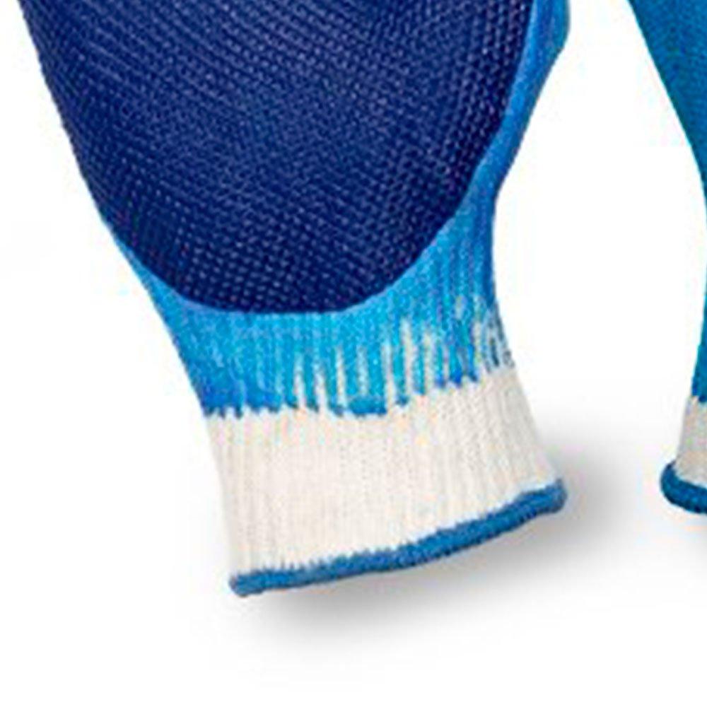 Luva de Segurança Blue Grip Tamanho M - Imagem zoom