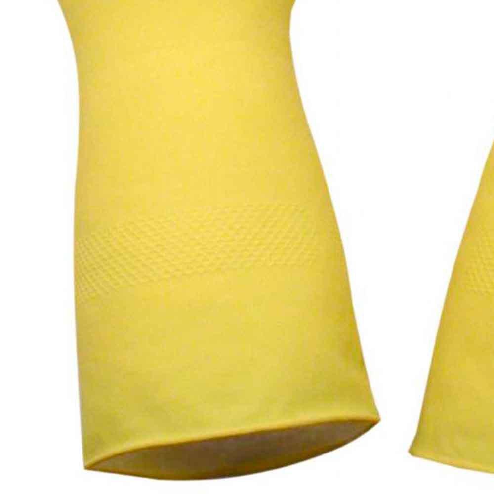 Luva Látex G Amarela - Imagem zoom