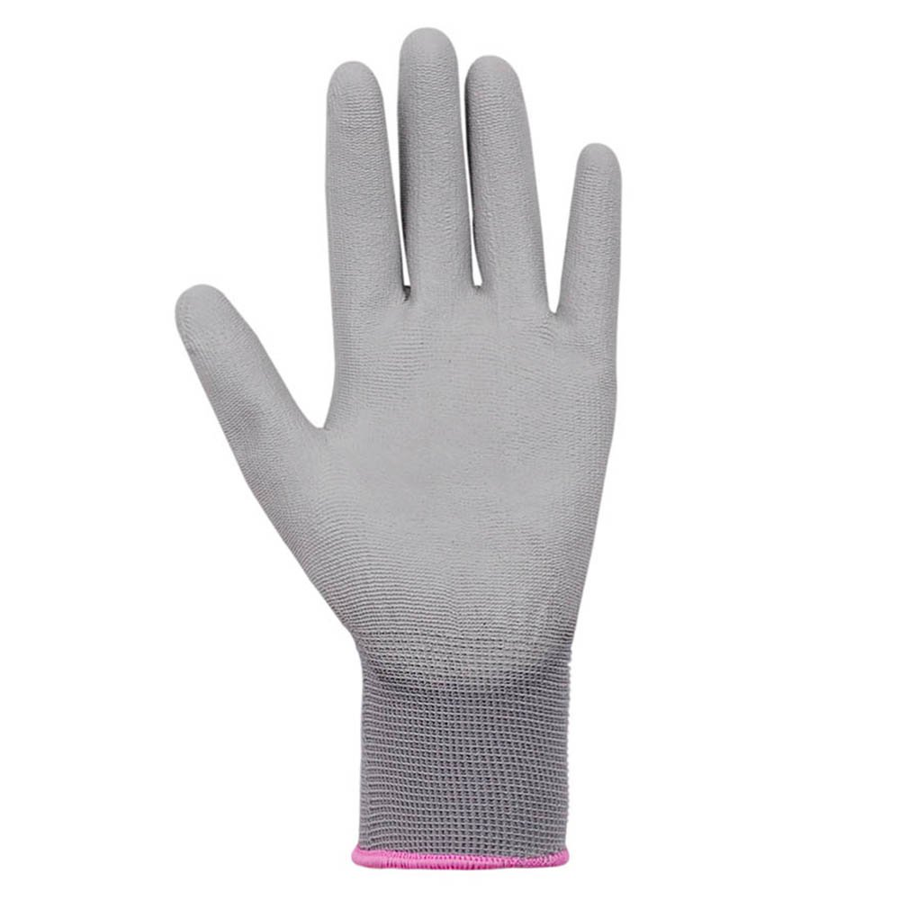 Luva de Proteção Cinza Grande - Agileflex Tatil - Imagem zoom
