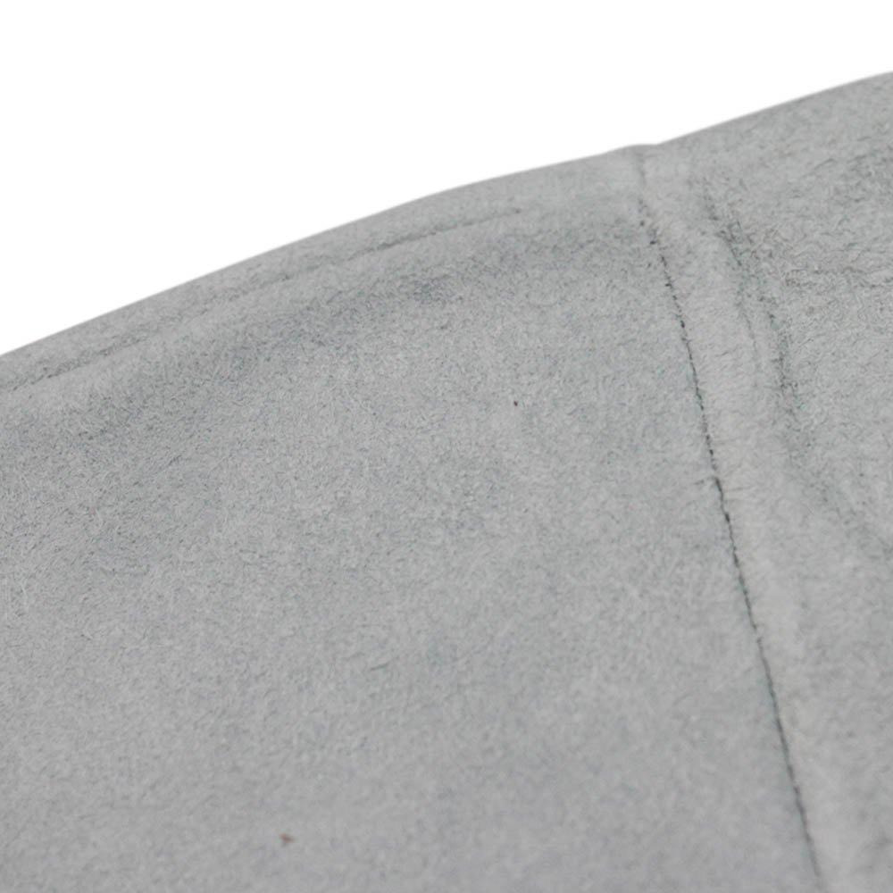 Luva de Raspa de Couro Punho 7cm - Imagem zoom